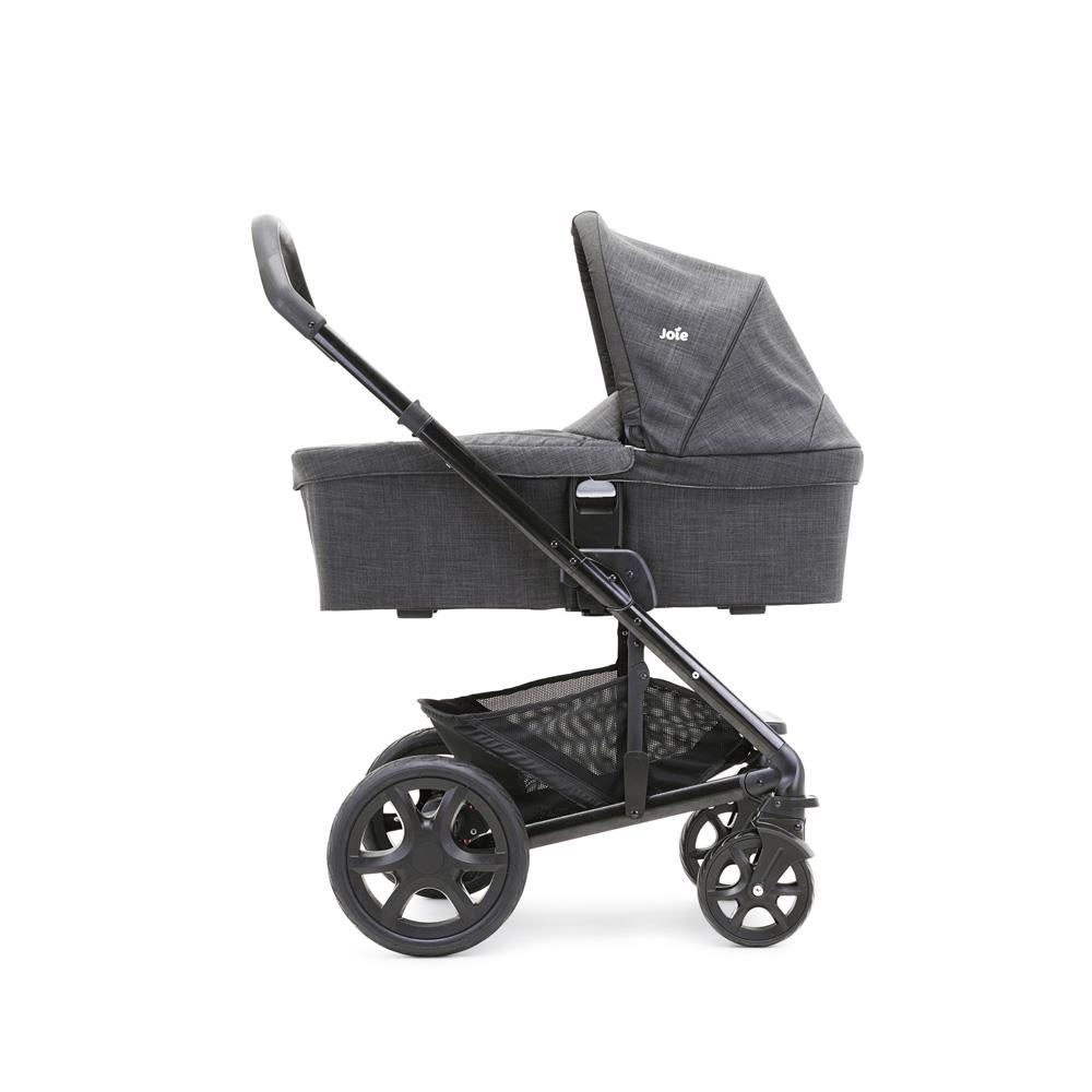 Travel System Joie Chrome Joie Chrome Dlx Stroller From Birth Incl Footmuff Pavement