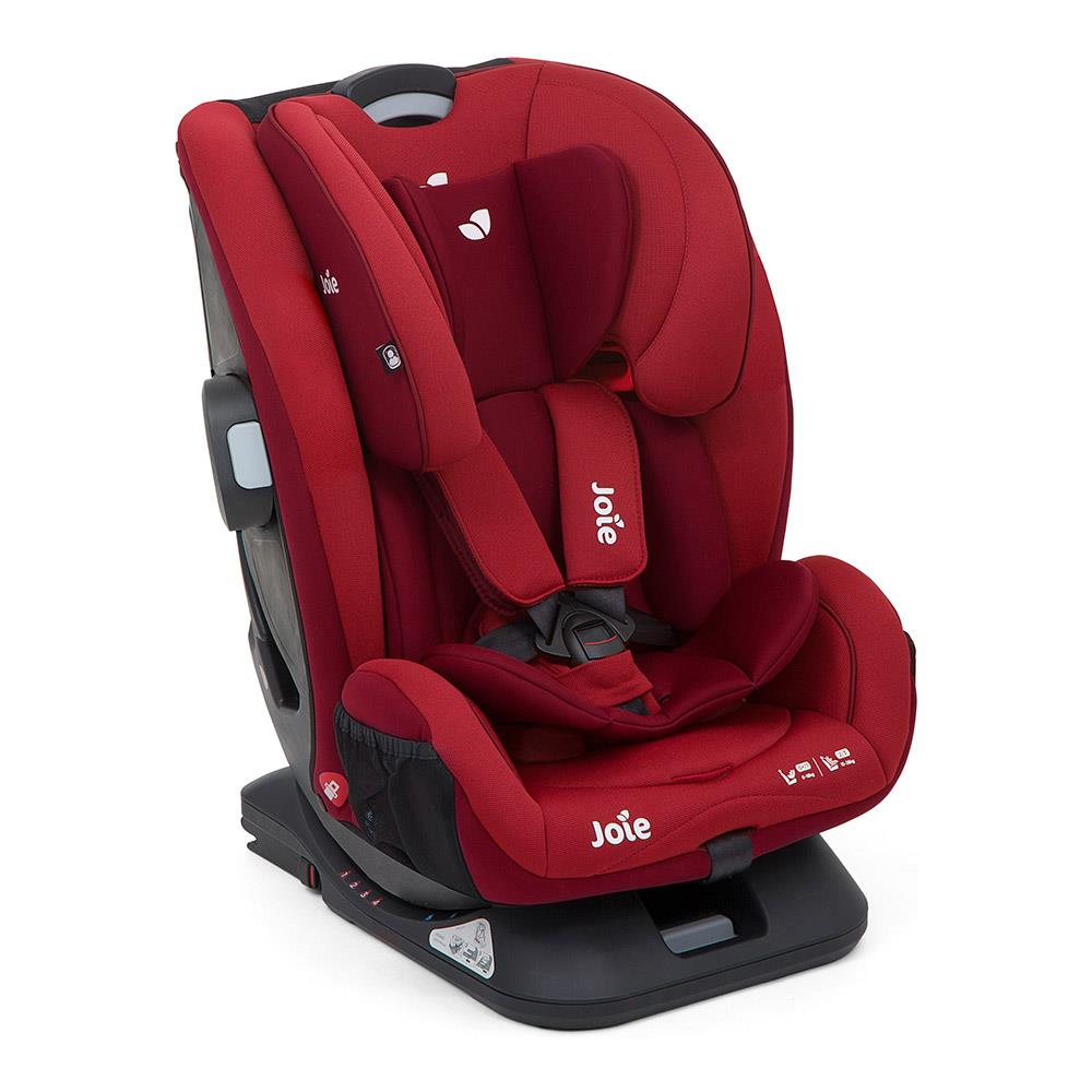 Joie Kindersitz Wie Lange Fangkörper Joie Verso All In One Child Car Seat From Birth Bis 12 Jahre Gr 1 2 3 2019 Cherry