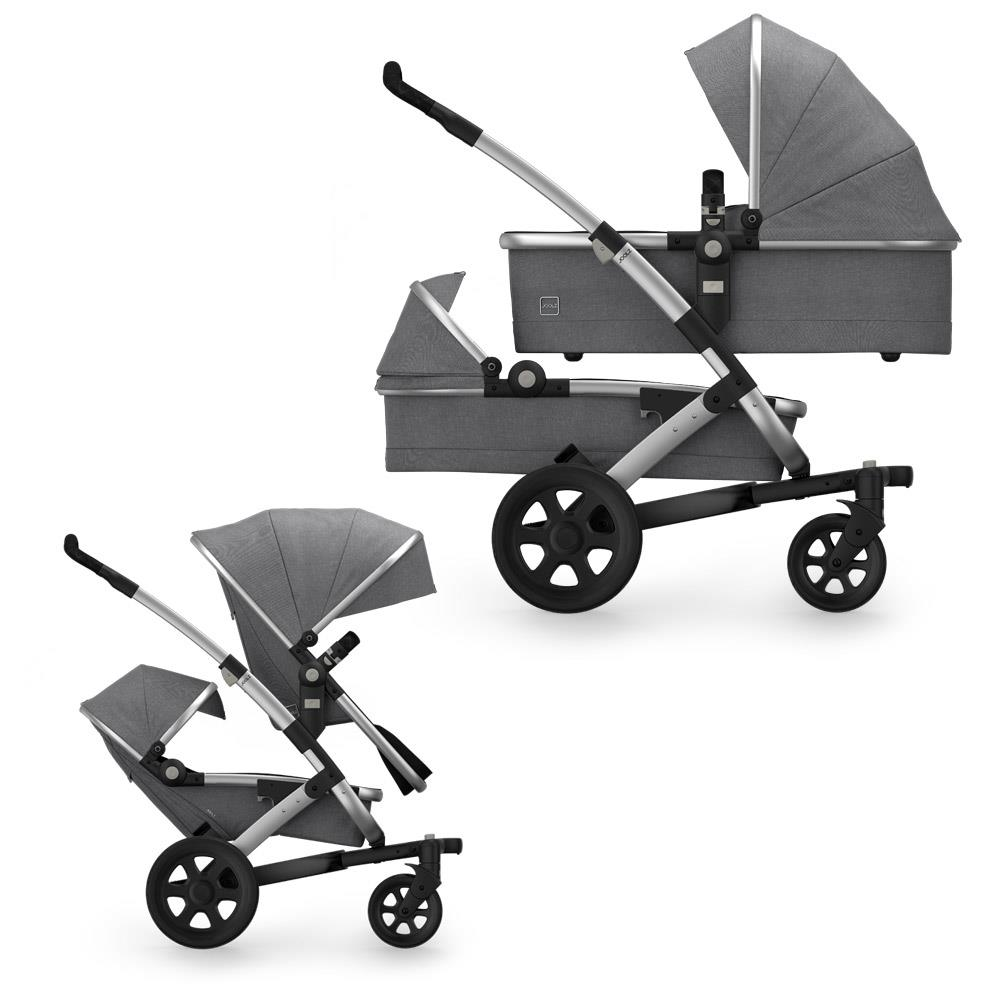 The Joolz Stroller Joolz Twin Stroller Tandem Stroller Push Chair Geo2 Studio Edition Graphite