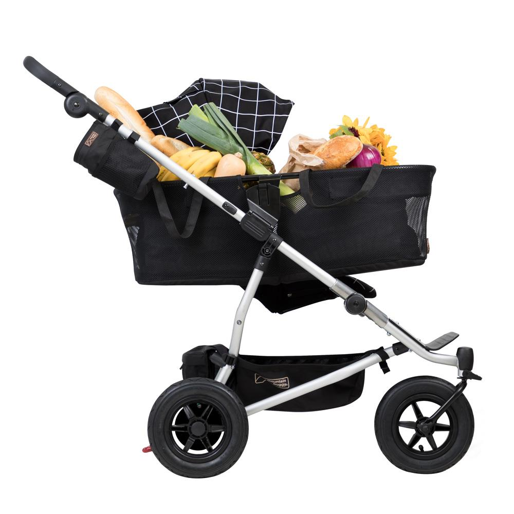 Doppel Kinderwagen Urban Jungle Mountain Buggy Duet Single Kinderwagen Für Ein Kind Grid