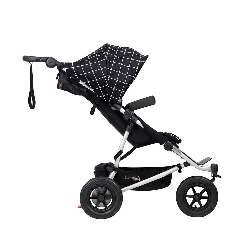 Mountain Buggy Zum Joggen Mountain Buggy Twin Stroller Duet V3 Design 2018 Navy