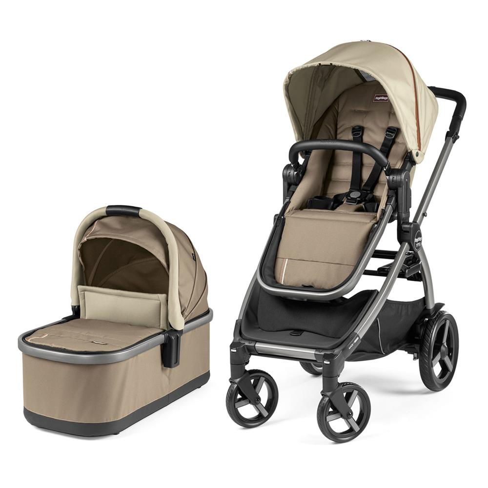 How To Fold Peg Perego Book Pop Up Stroller Peg Perego Ypsi Combo Stroller Incl Bassinet Class Beige