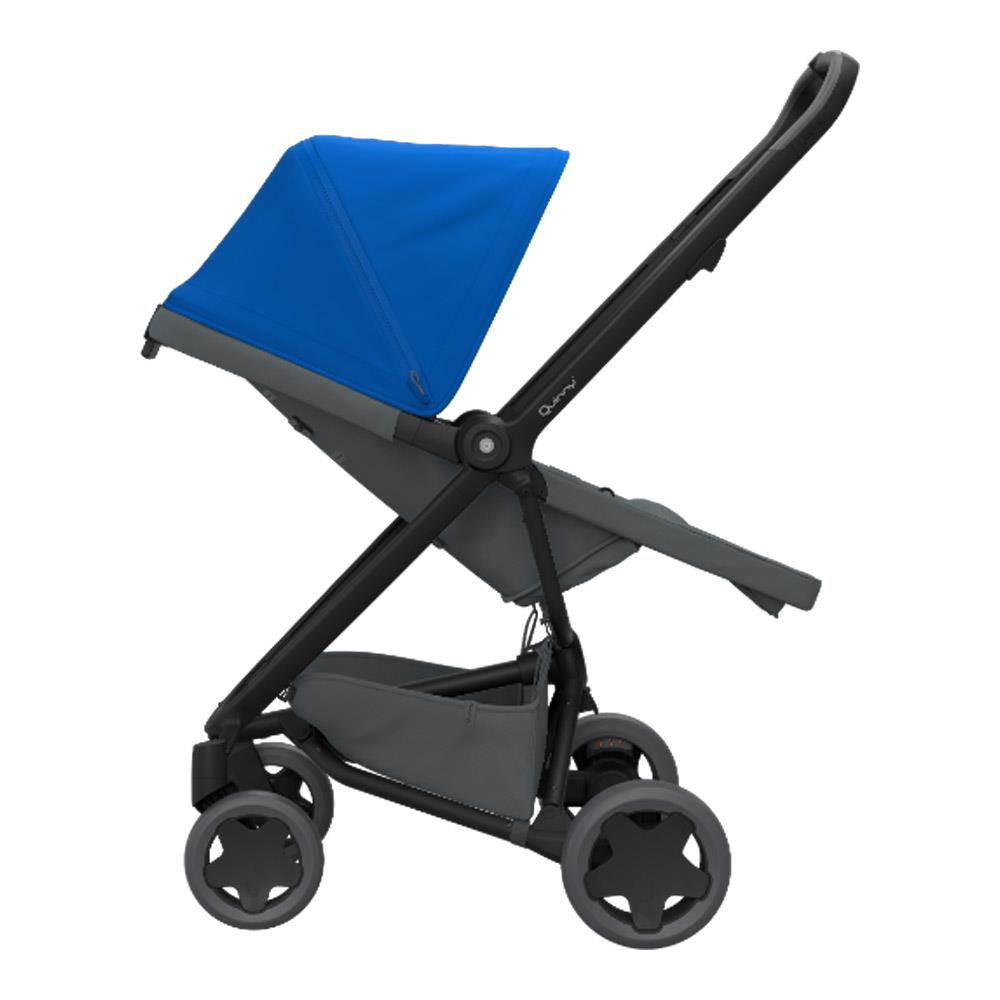 Quinny Zapp Zubehör Quinny Buggy Zapp Flex Plus Blue On Graphite