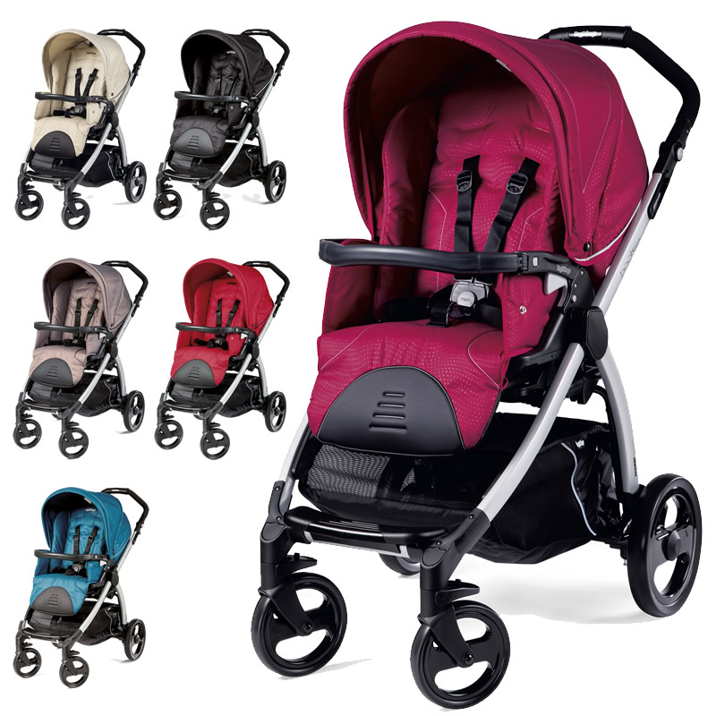 Peg Perego Book Plus Zubehör Peg Perego Book Plus Sportivo Kinderwagen Design 2014