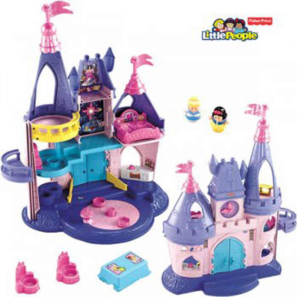 Fisher Price Küche Fisher Price Little People Disney Princess Prinzessinnen