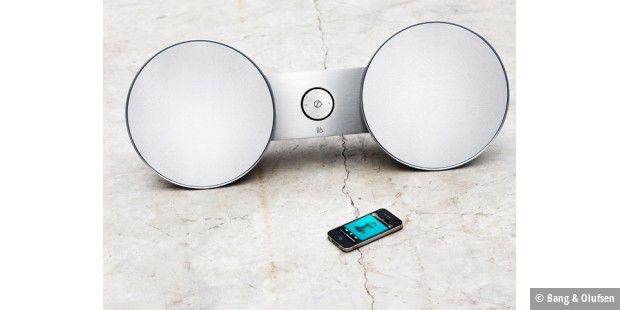 Beoplay A8 Beoplay A8 Von Bang & Olufsen Kompatibel Mit Iphone 5