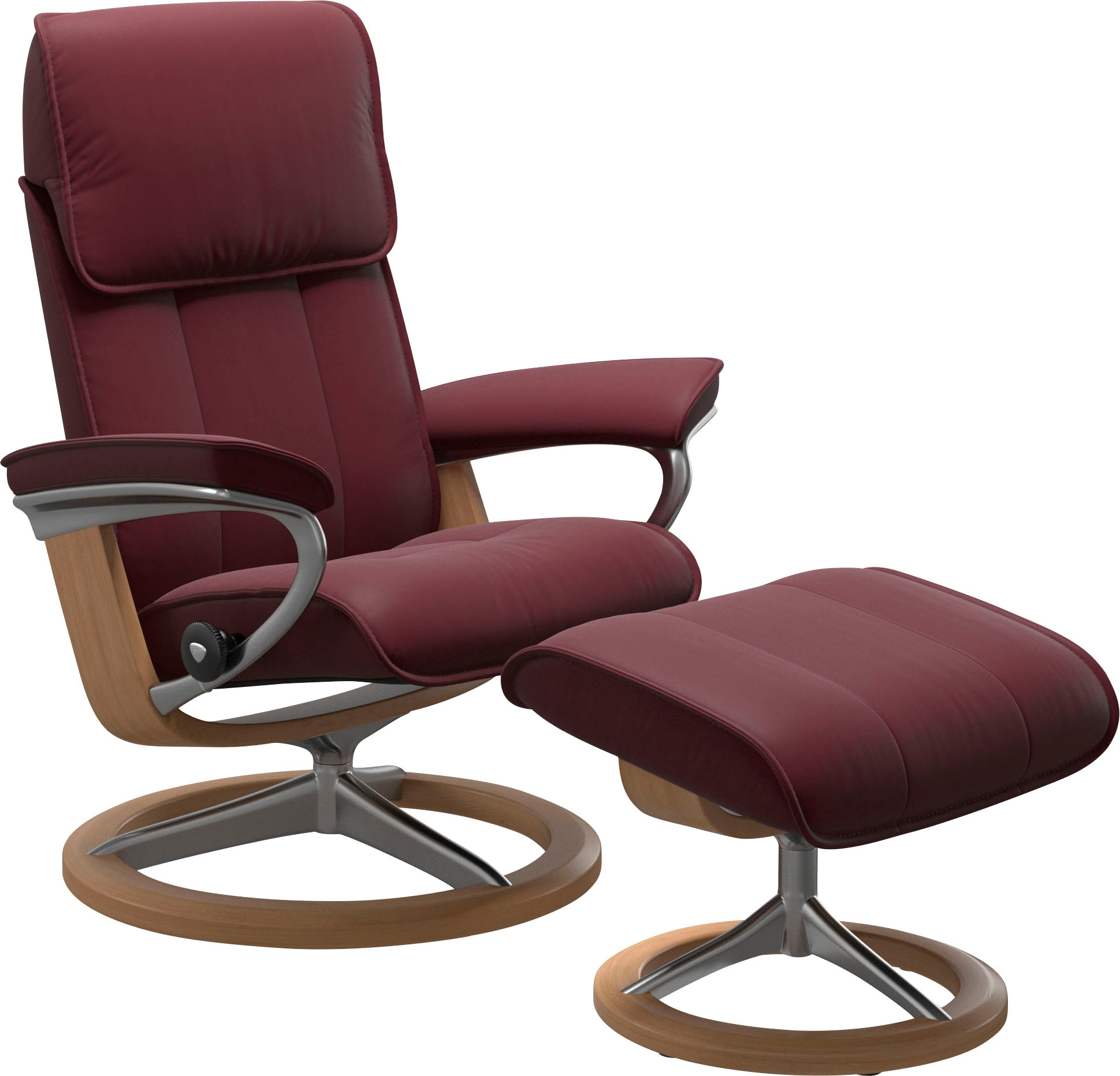 Stressless Relaxsessel Admiral Set Relaxsessel Mit Hocker Online Bei Otto