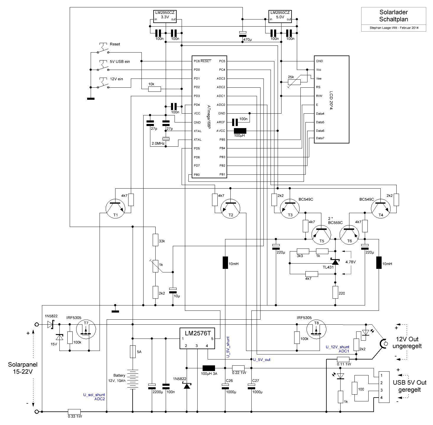 smart del schaltplan solaranlage