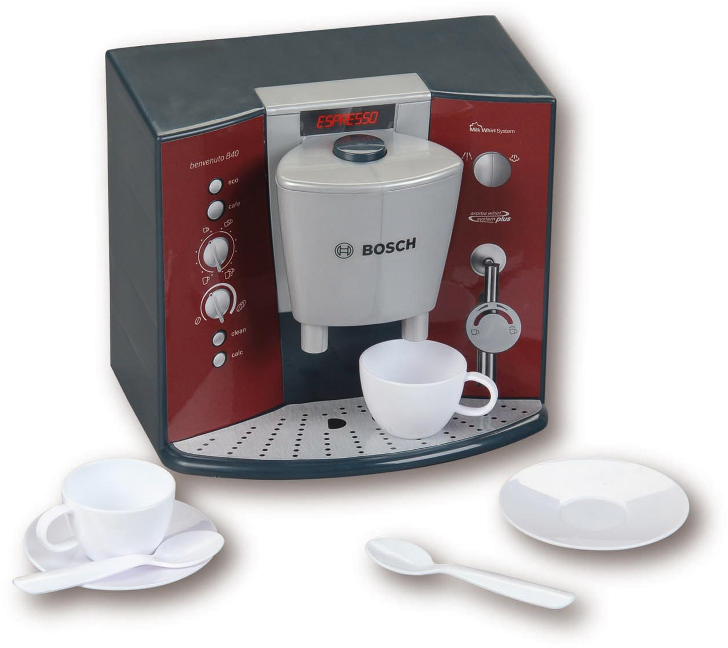 Klein Miele Küche Triangel Klein Kinder-kaffeemaschine »bosch Kaffeemaschine Mit Sound & Espressoset«, Mit Soundfunktion, Made In Germany | Quelle.de