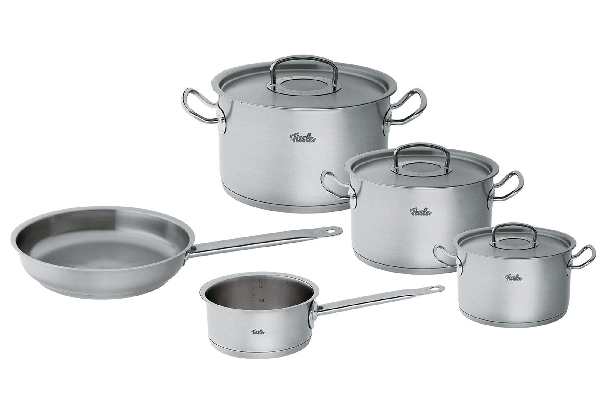 Fissler Topf Set Original Profi Collection Set 8 Tlg Online Bestellen Quelle De