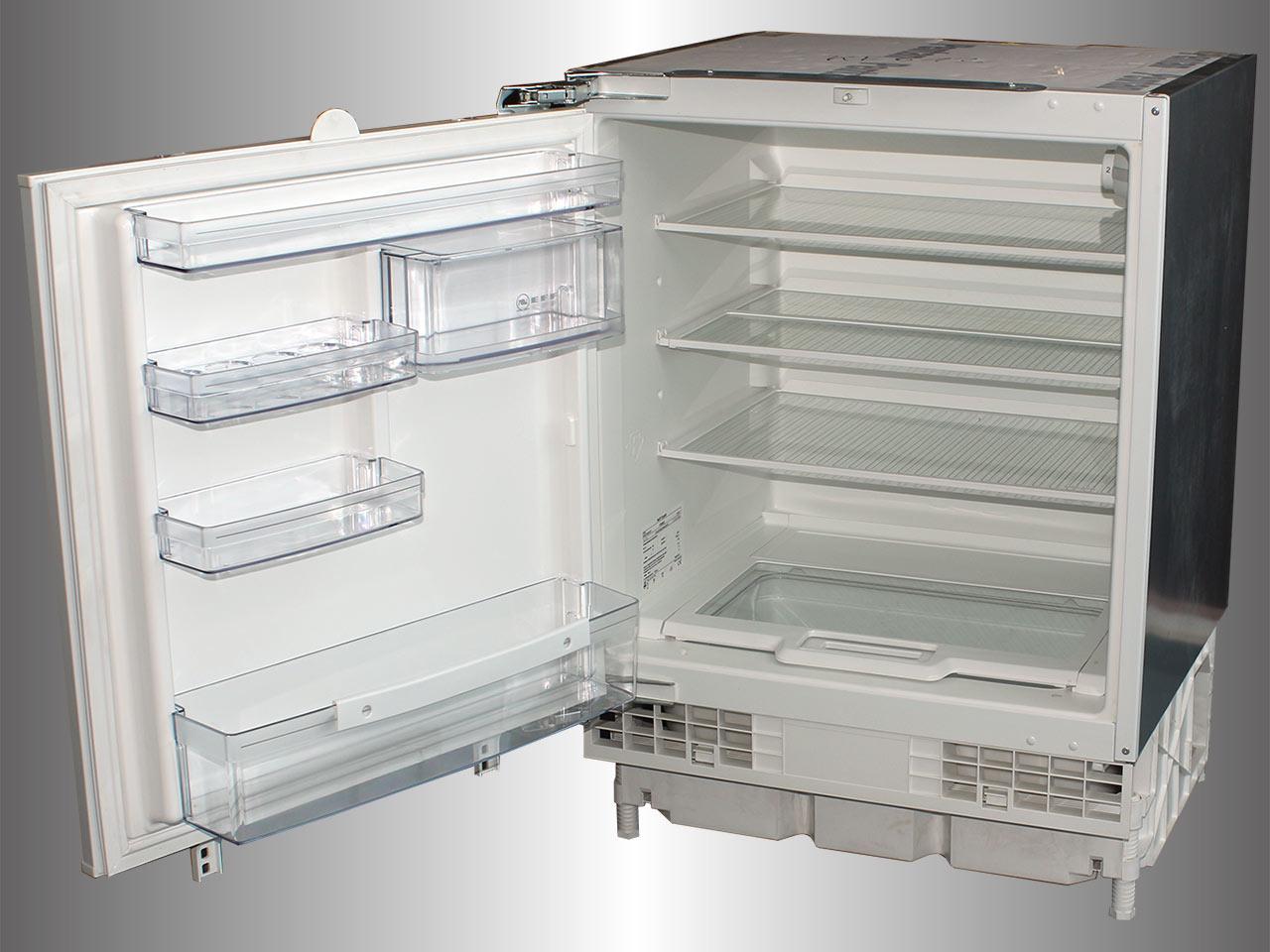 Kühlschrank Unterbaufähig : Cool unterbau kühlschrank edelstahl gram compact k rg n