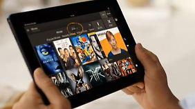 Angriff auf Apple, Google und Samsung: Amazon zeigt Kindle Fire HDX mit spezieller Notruf-Funktion