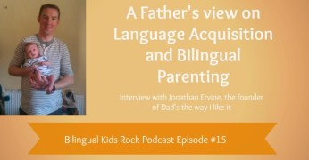 Monolingual parents and bilingual children | Trilingual Mama