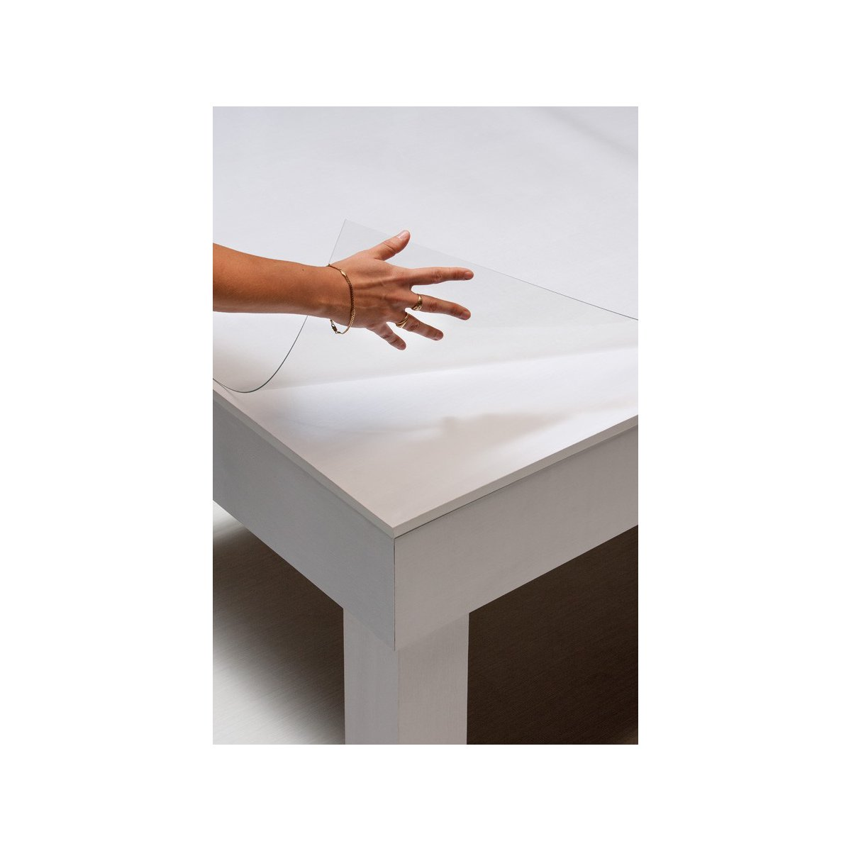 Protection Table Basse Proteger Table Bois Wraste