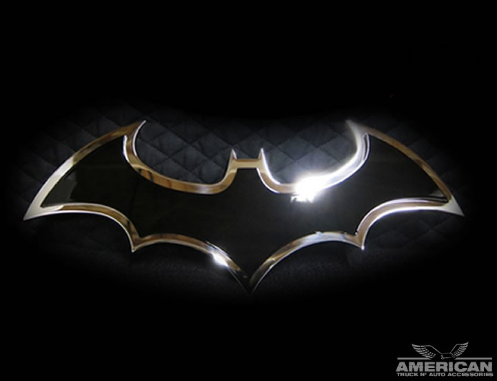 Batman The Dark Knight Car Wallpaper Universal Grille Logo Batman Dark Knight American