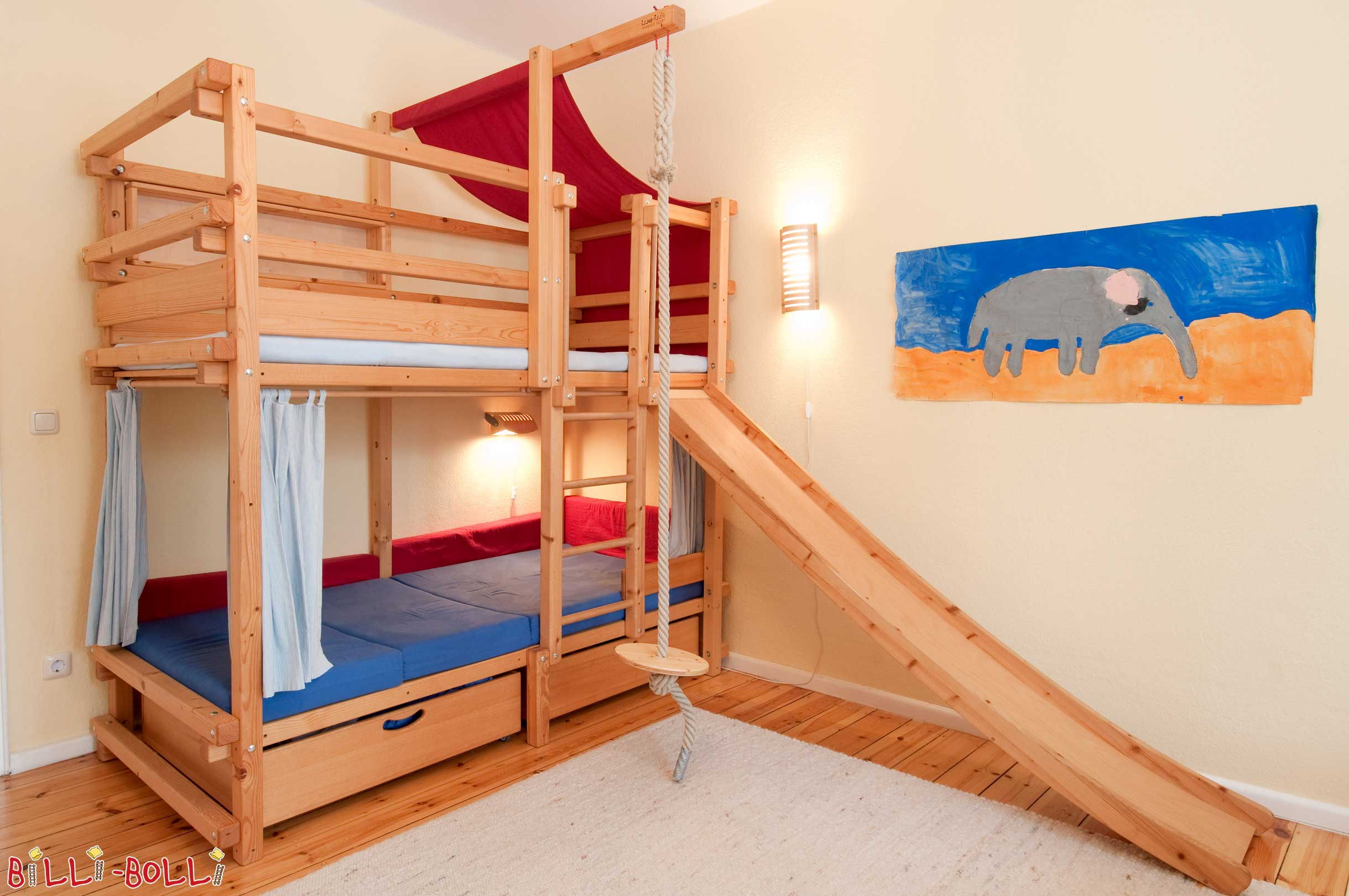 Etagenbett Flexa Bunk Bed | Buy Online | Billi-bolli Kids' Furniture
