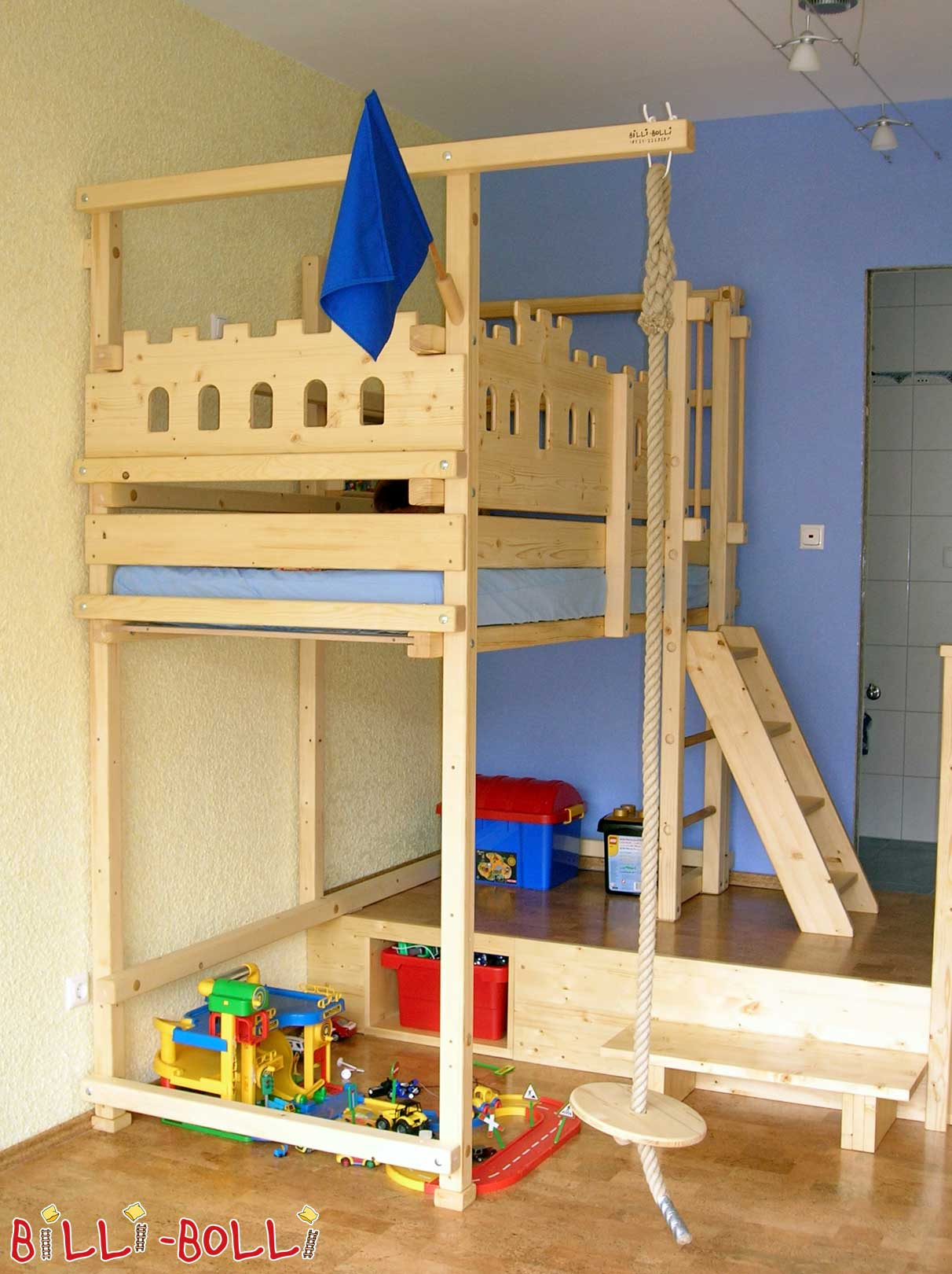 Cot Bed What Age Loft Bed Adjustable By Age Billi Bolli