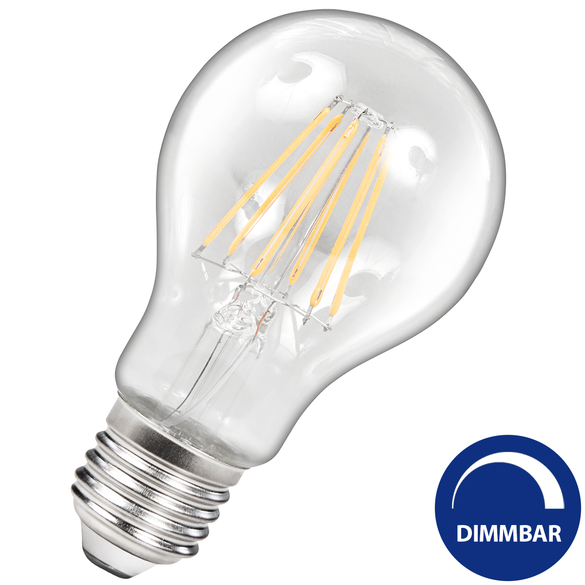 Led Gu4 Dimmbar Dimmbare Led Lampe E27 7 5 W 800 Lumen Warmweiß