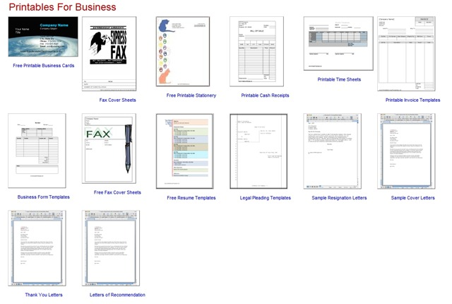21,000 Free Printable Documents and Templates At FreePrintablenet