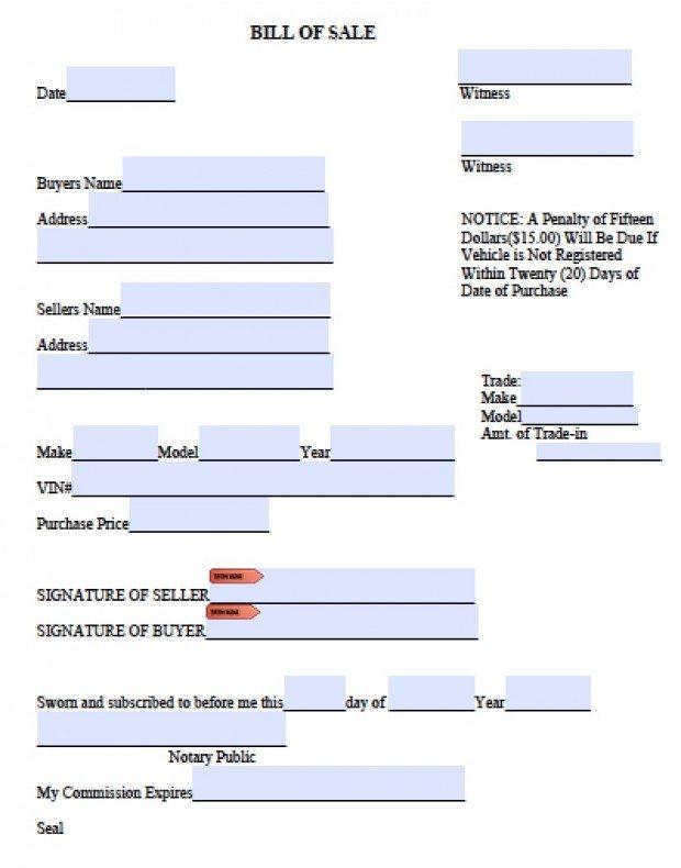 Bill Of Sale Form Dog | Resume Format Pdf Download