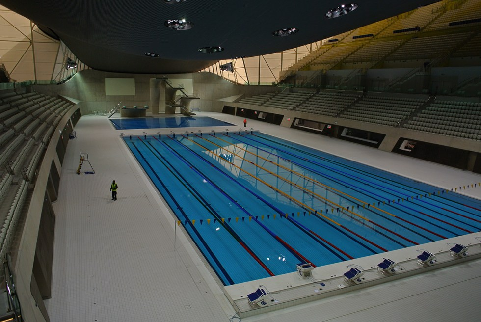 London Olympic Pool