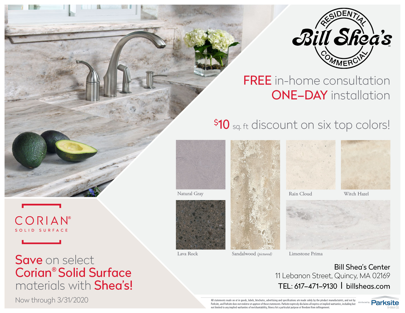 At Bill Sheas We Make Replacing Your Old Countertop With A New Corian Quartz Or Natural Stone Countertop As Easy As Doing Your Nails Bill Shea S Replacement Countertops