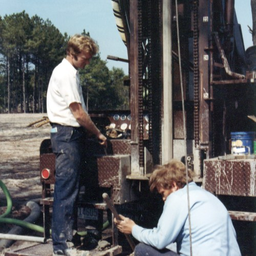 In 1968, we expanded our business by drilling commercial water systems.