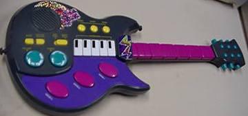 btm guitar toyz circuit bent