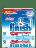 The Best Dishwasher Detergent: FInish Electrasol