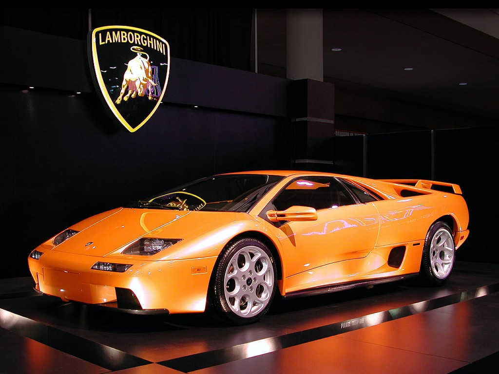 Diablo Wallpaper Hd Bilmodel Dk 187 Lamborghini Diablo