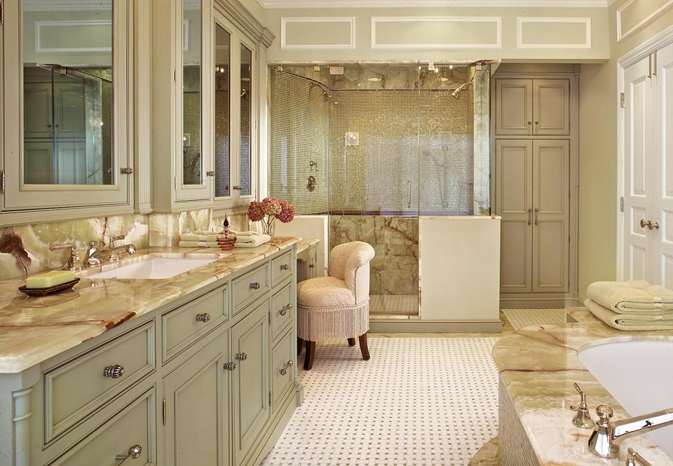 Traditional Bathrooms Traditional Bathroom Designs | Bilotta, Ny