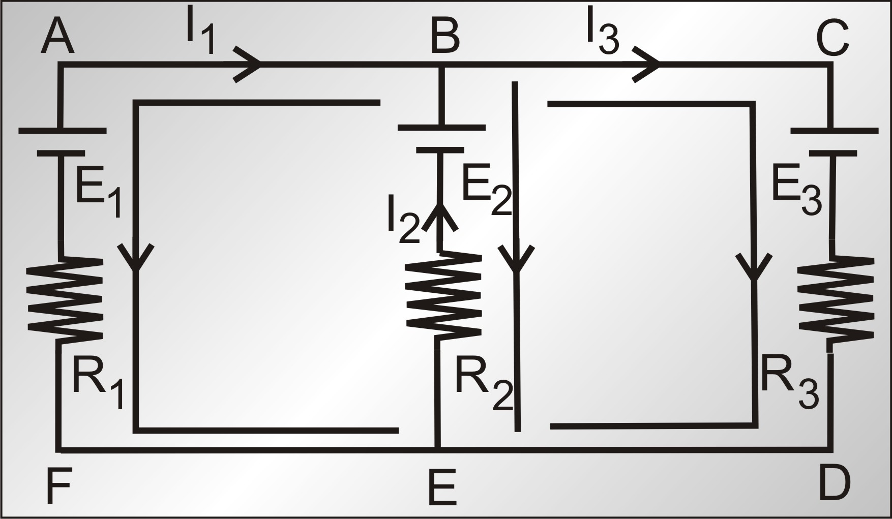 Contoh Makalah Fisika Rangkaian Arus Searah Belajar Online Un Dan Sbmptn Quipper Video Penyelesaian Rangkaian Dua Loop Dengan Hukum Kirchoff Dan Tegangan