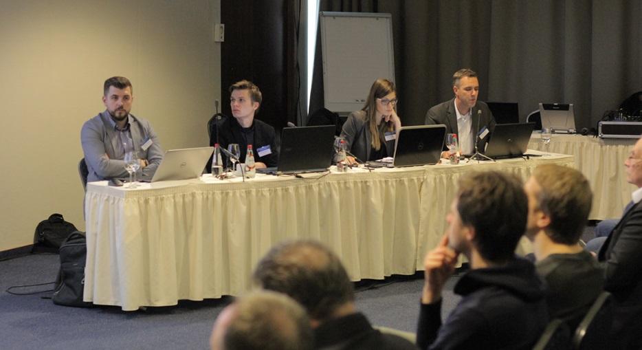 BIM Forum Vilnius 2016. Integruoto BIM proceso pristatymas