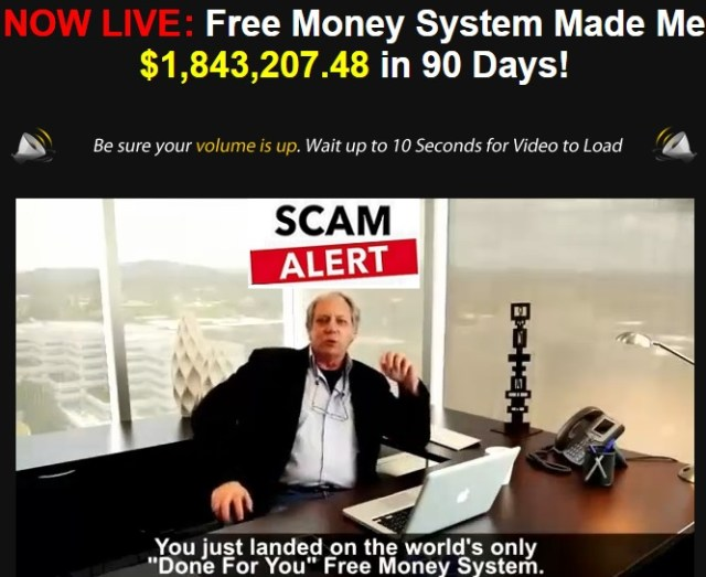 Binary system scam
