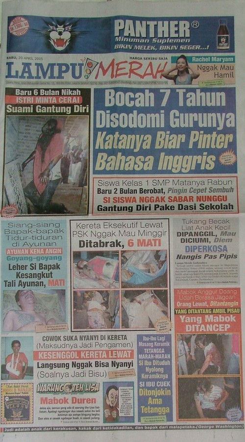 Contoh Berita Di Media Cetak Detikcom Informasi Berita Terupdate Hari Ini Koran Kuning Di Indonesia Bincang Media