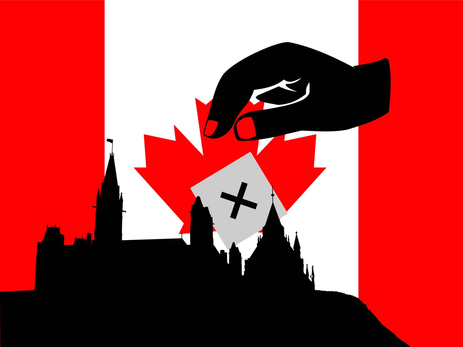 Canada Political Polls Canada 39s Election Explained Scandal A Dead Cat And Niqabs