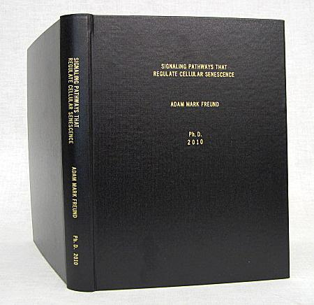 ... thesis binding, dissertation binding, 24x36 poster printing, digital