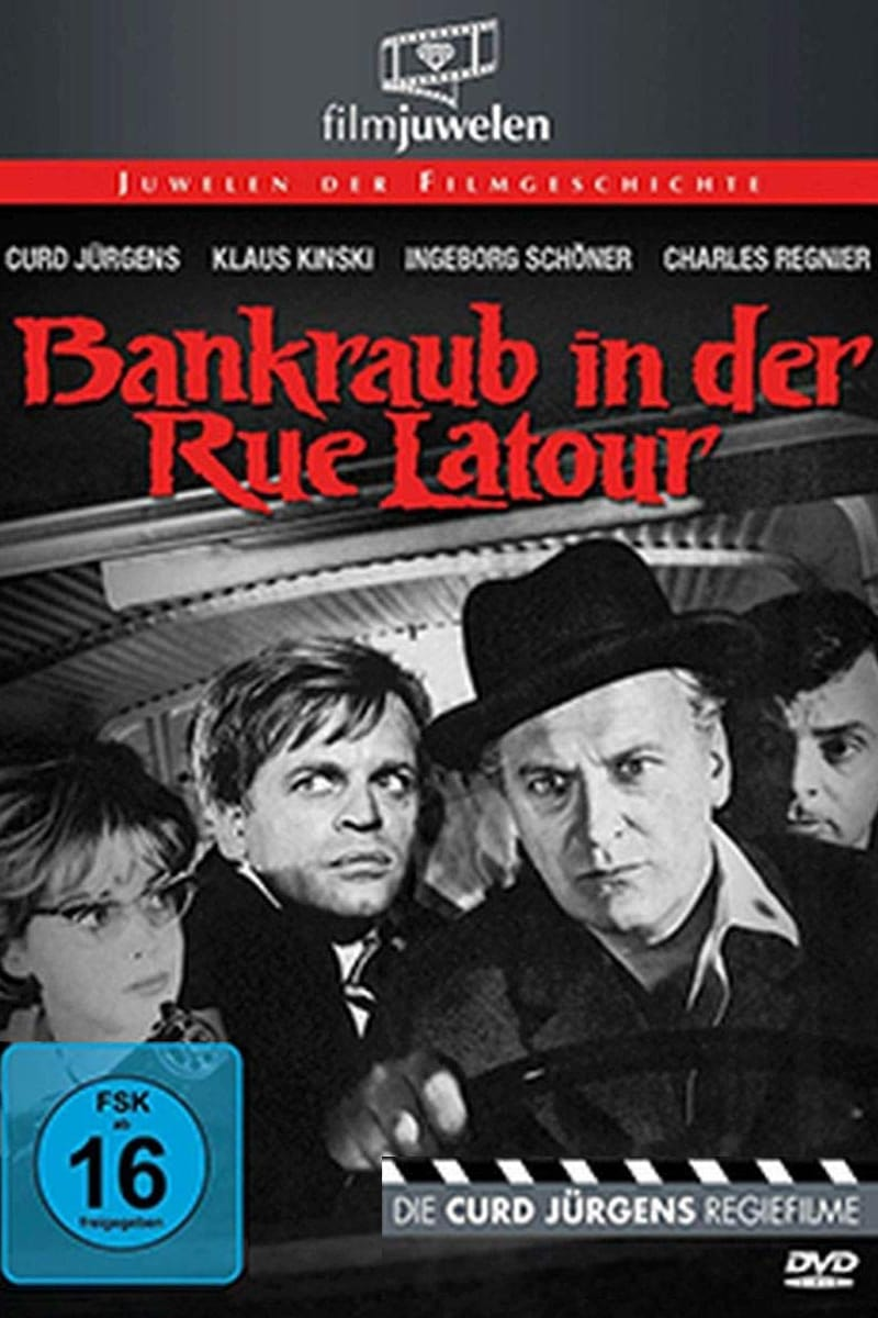 Schöner Film Bankraub In Der Rue Latour German Movie Streaming Online Watch