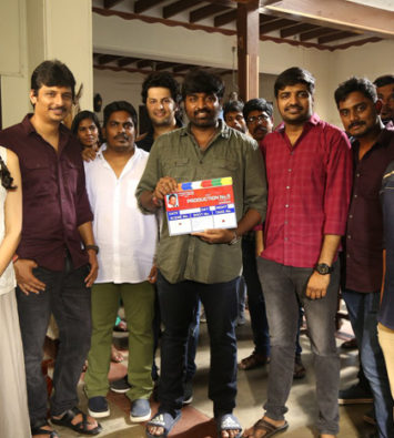 jiva movie with rekka director