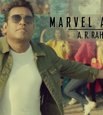 Marvel Anthem tamil A.R.Rahman