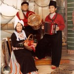volendam + mum and dad