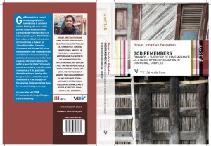 Book Cover God Remembers
