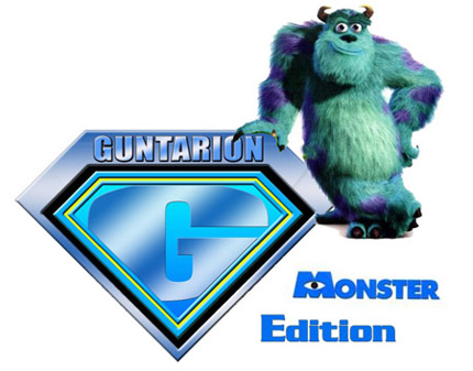 Guntarion monster edition
