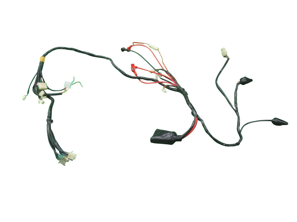 Old Sprint Wiring Harness (L5Y) 32100-KY-E000 - Bintelli Parts