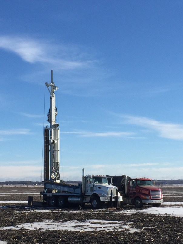 Binz and sons well drilling
