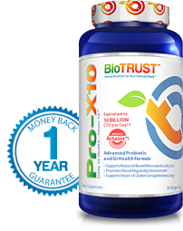Pro-X10 Promotes Digestive Health