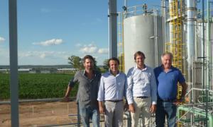 minidest bioetanol cordoba