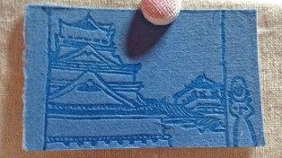 【Press-Card】◎熊本城を支援!◎Pray-KUMAMOTO   はだかんぼねずみ商店 http://hadanezu.theshop.jp/items/313884
