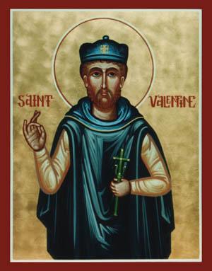 Biografía de San Valentín. Quién fue. Vida de. Biografías.wiki