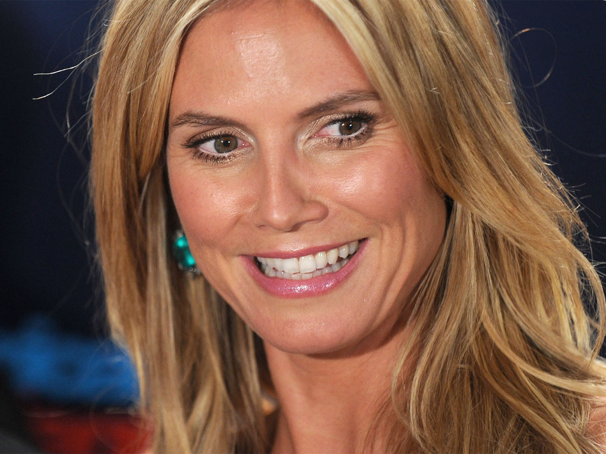 Download Foto Model Biografia Di Heidi Klum